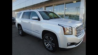 2018 GMC Yukon DENALI ULTIMATE Review