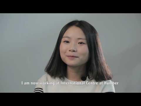 Why Study at Humber? Students from China Explains (Chinese with English Subtitles)