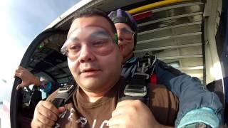 Gambar cover Blue Sky Divers: Skydive - Aaron Blanchard