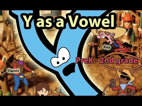 Confused Y - The Y Sound - Y as a Vowel (Magic Vine Jr.)