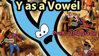 Confused Y - The Y Sound - Y as a Vowel (Magic Vine Jr.) Mp3