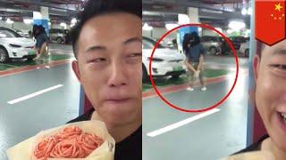 Foto viral pria pergoki pacar selingkuh di hari ultahnya - TomoNews