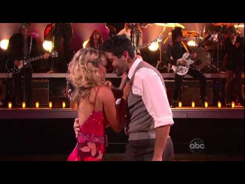 Taylor Swift - Mine - Dancing With The Stars Results Show