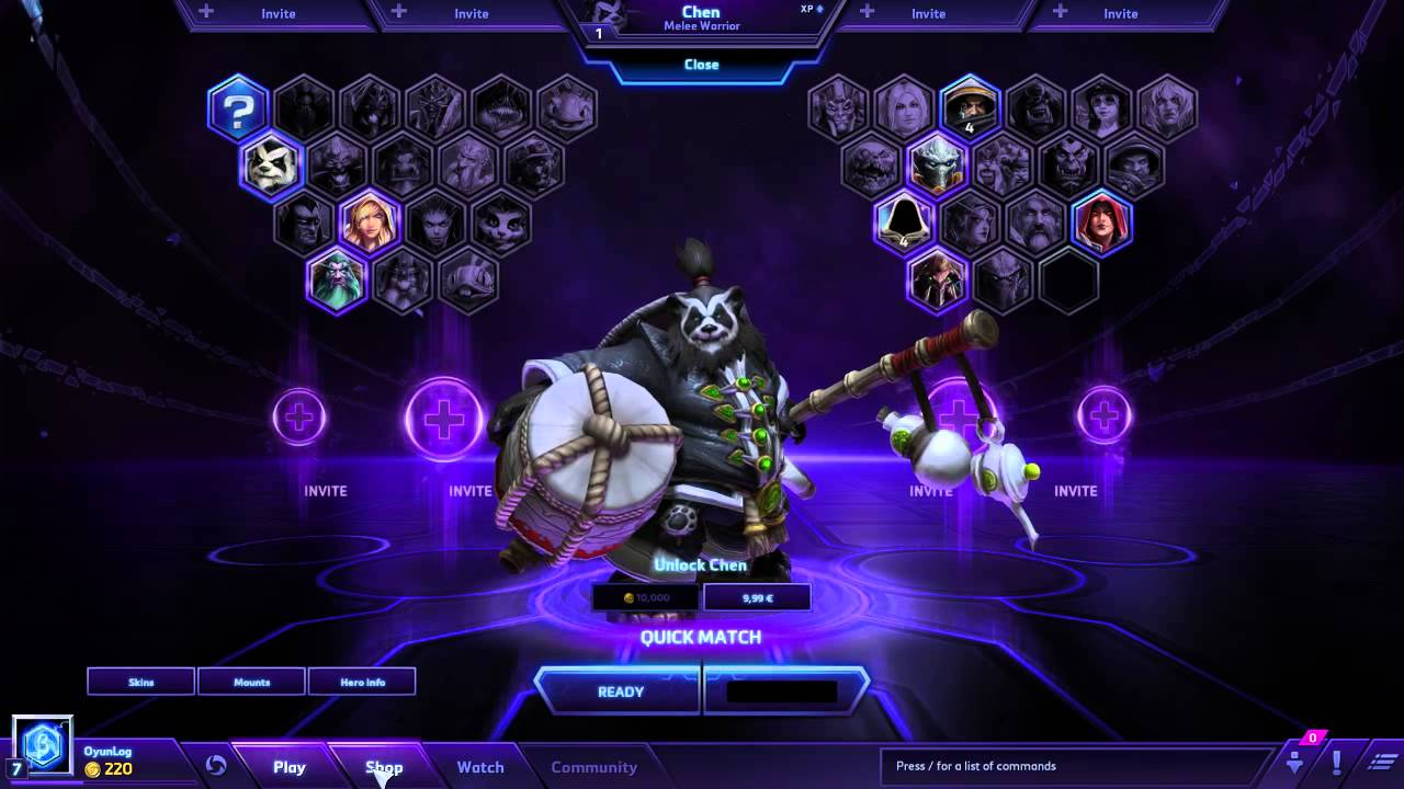 Heroes Of The Storm Gold Kaufen