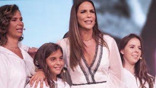 Baixar Filho de Ivete Sangalo faz surpresa pra cantora durante o programa Tamanho Família