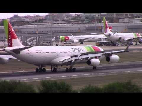 Aeroporto de Lisboa 13 Set 2014