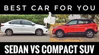 Best Car Honda City or Creta, Hyundai Venue or Ciaz, Ecosport or Verna