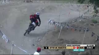 Steve Smith Winning Run - Fox Air DH 2013 Crankworx Whistler