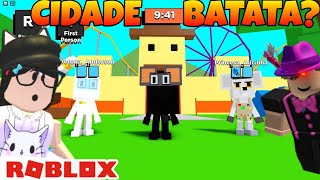 🐱 KITTY CAPÍTULO 3: ENTRAMOS no MAPA da PIGGY 🐷 Roblox
