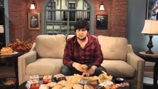 Jontron - I Bought 15 [Food Games Part 1]