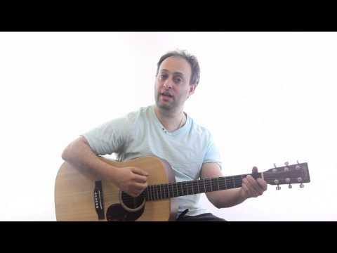 Beginner Acoustic Guitar Lesson on Country Chords - Learn to Play Country Chords on Guitar