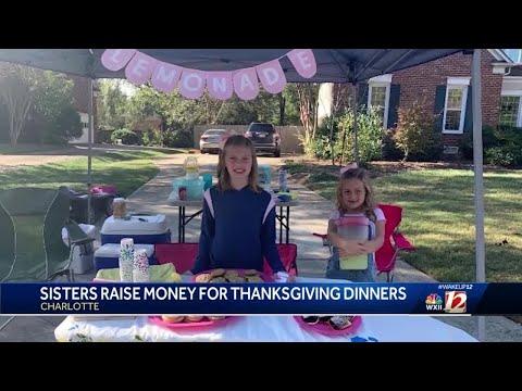 The Morning Rush - Girls Save Thanksgiving For Hundreds!