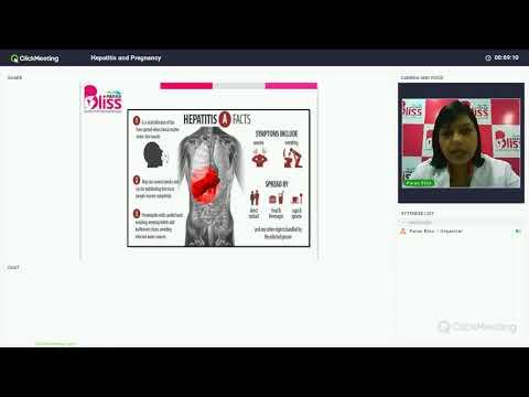 Hepatitis in Pregnancy: Overview | Webinar