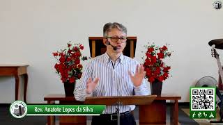 Introdução à mutualidade - Rev. Anatote Lopes - Escola Dominical 27/09/2020