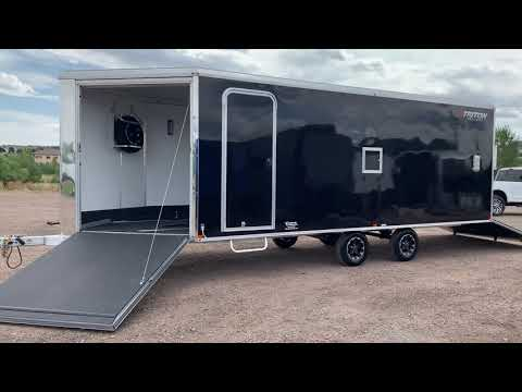 4 Place Snowmobile Trailer Review