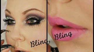 Bling Bling Makeup Look 3in1 Thumbnail