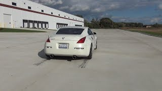 how to launch a manual car step by step for stick cars tutorial nissan 350z
