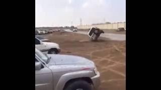 Lexus Drifting in Dubai.