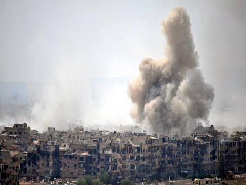 Новый ракетный удар по Сирии: Атаке подверглись военные базы рядом с Хамой и Алеппо