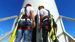 Nabas-1 Wind Power Project 2016 (Nabas, Aklan, Philippines)