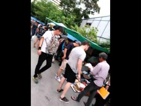 SUNGEI Rd Certis Cisco BOY show Off  HAO LIAN