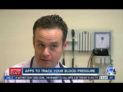Apps To Track Your Blood Pressure