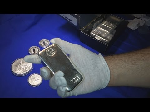 Tax Refund Silver Stack Additions Part 1 - Silver Bullion