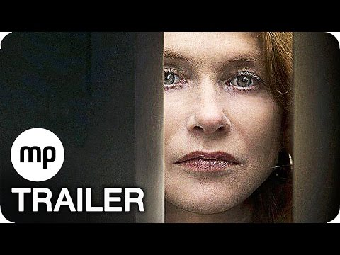 ELLE Trailer German Deutsch (2017) Exklusiv