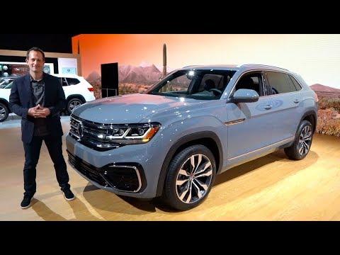 Is the ALL NEW 2020 VW Atlas Cross Sport BETTER than the Honda Passport?