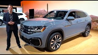 Is The All New 2020 Vw Atlas Cross Sport Better Than The Honda Passport?