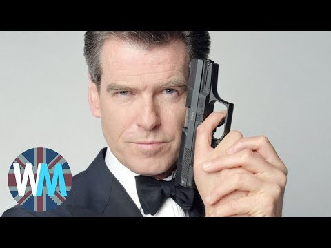 Top 5 Weird James Bond Facts You Probably Never Realised