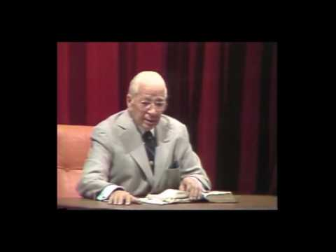 The Prince of Peace with Herbert W Armstrong