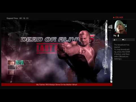 Dead Or Alive 5 Last Round: Brad Wong Part 1