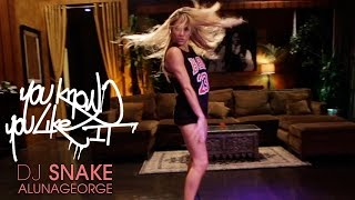 DJ Snake & AlunaGeorge - You Know You Like It (Dance Routine)