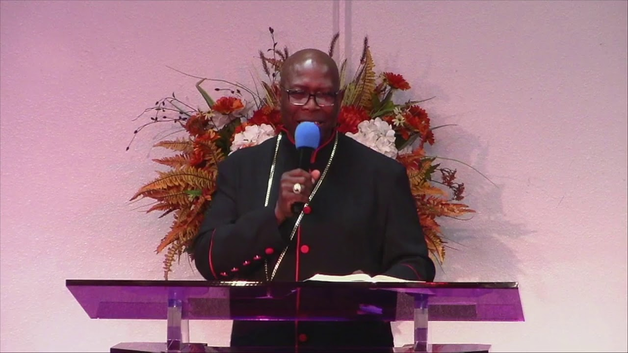 God Is Great with Bishop Raymond E. Watts 12-09-2019