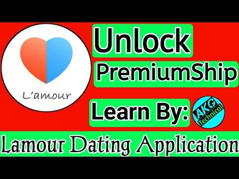 How To Unlock PremiumShip Lamour App    Lamour App Unlock PremiumShip    Akg Technical
