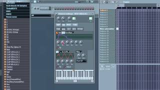 Уроки по FL Studio (Расширенная работа с семплами part 21)(Уроки по FL Studio 9.FL Studio video tutorial,FruityLoops уроки,flstudio обучение., 2012-03-04T12:09:13.000Z)