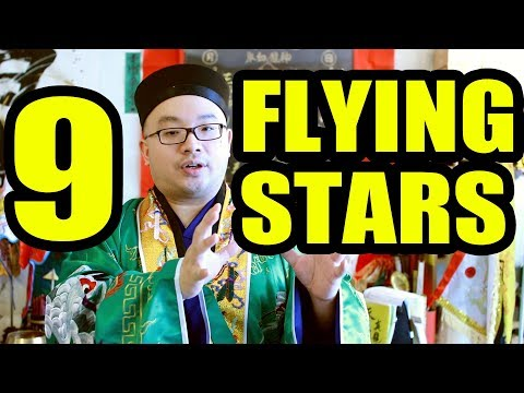 The Real Nine Flying Stars - Taoist Secret Teachings