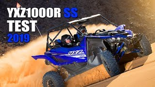 2019 Yamaha YXZ1000R SS Test Review