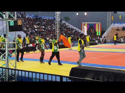 WELCOME RALLY OF 66th NATIONAL KABADDI TEAM  ||ROHA||RAIGAD 2019..
