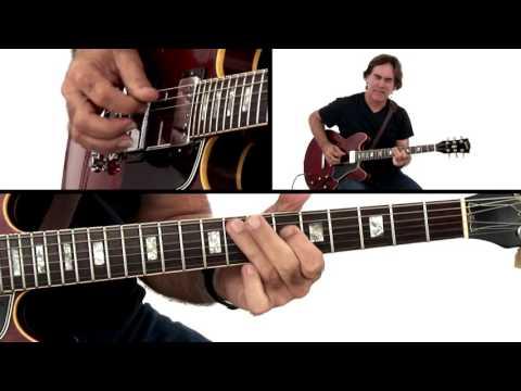 Jazz Rock Guitar Lesson - Sorrow: 1 Performance - Carl Verheyen