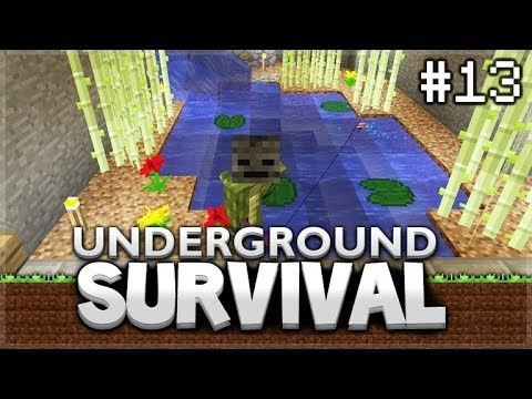 Minecraft Xbox - Underground Survival - The Infection Cure! Episode 13