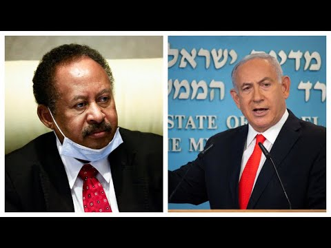 Sudan And Israel Agree To Normalize Relations In U.S.-Brokered Deal