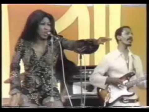 Ike & Tina Turner - I Want To Take You Higher (Soul Train 1972)