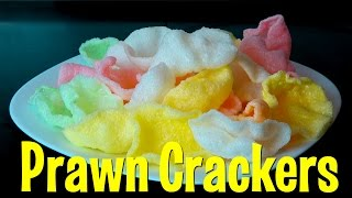 Prawn Crackers - Cool & Magic Food   Colored Chinese Shrimp Chips