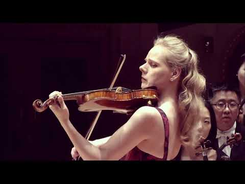 Simone Lamsma - Sibelius - Violin Concerto in D minor