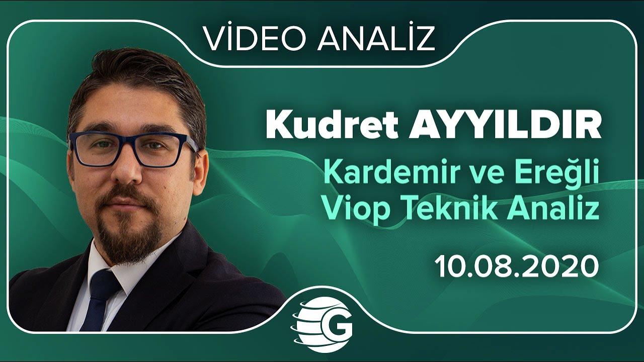 Kardemir ve Ereğli Viop Teknik Analiz / Kudret AYYILDIR
