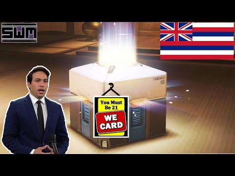 Hawaii Introduced A Bill To Destroy Loot Boxes