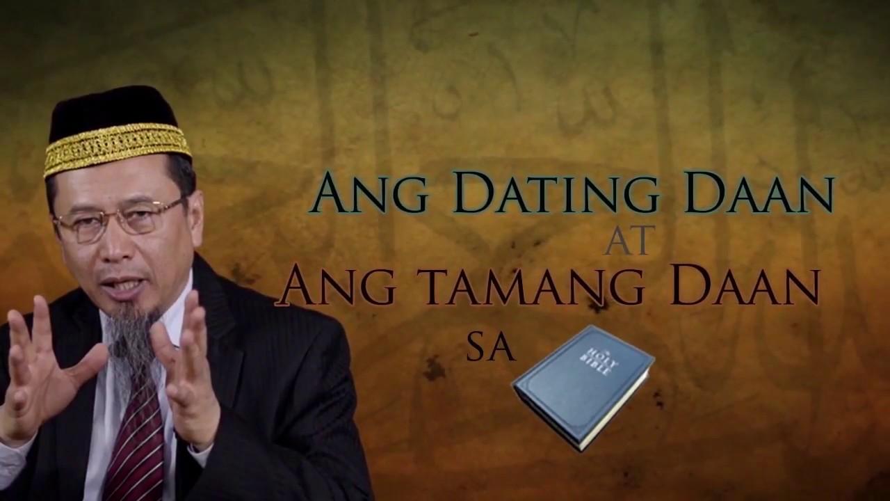 ang dating Daan officiële YouTube wat noem je een oudere man dating een jongere man