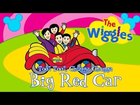 The Wiggles Taiwan  Big Red Car